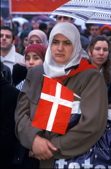 denmark muslim According to henriksen, støjberg's suggestion is a slippery slope, which may lead to denmark accepting muslim holidays on an equal footing with danish ones.