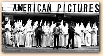 The klan and American Pictures